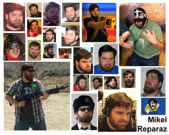 Faces of Reparaz