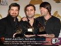 Breaking news Grammys