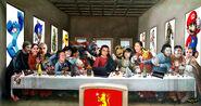 Tdar Last Supper