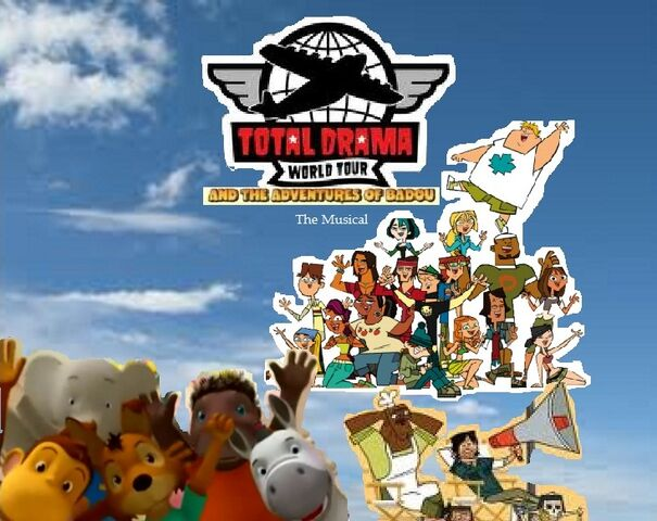 File:Total Drama World Tour and the Adventures of Badou Soundtrack Cover.jpg