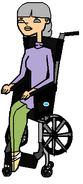 Xiomara wheelchair