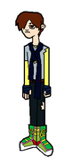 Kendall as Tsuyoshi