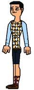 Uriah as Freddie