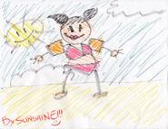 Bad Drawing Sadie