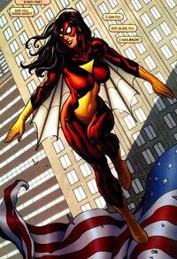 Jessica Drew (Earth-616) 0002