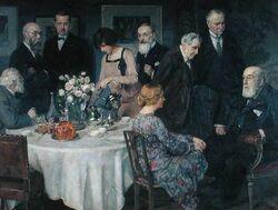 Grün - A Group of Artists