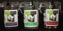 Rosie Lea TeaChritsmas Trio Jars