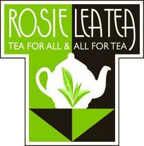 Rosie lea logo T Shaped PMS Green & Brown
