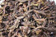 Da Hong Pao Oolong tea leaf close-2