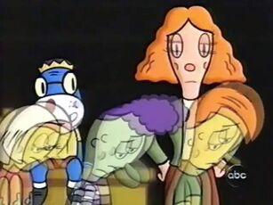 Disney's Teacher's Pet - S02E10B - Party Animal