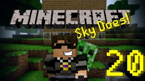 Sky Does Minecraft Episode 20 Michael Mc Lag Ft