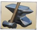 Crafting main wiki menu icon