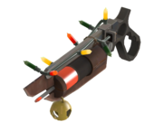 Item icon Festive Ubersaw