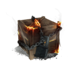 Backpack Scorched Crate