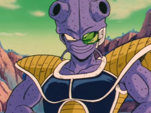 Cui on Namek