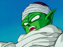 Piccolo shouts