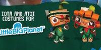 LittleBigPlanet Atoi Costume