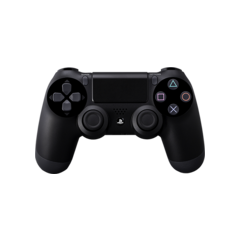 The Dualshock 4 controller, which is the controller used with the PS4