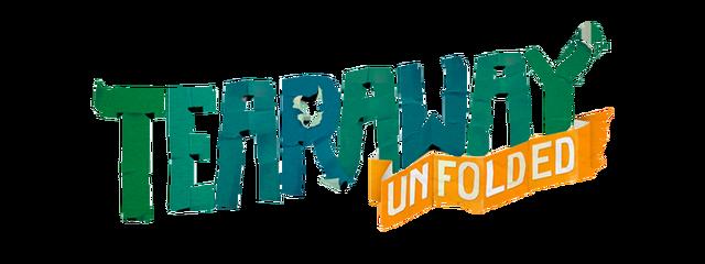 File:Tearaway unfolded-logo-wide.png