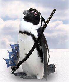 Ninja Penguin 2