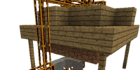 Automation 3: Low Entry-Cost Diamond Generator Using Bone Meal