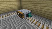 Miningcart with chest