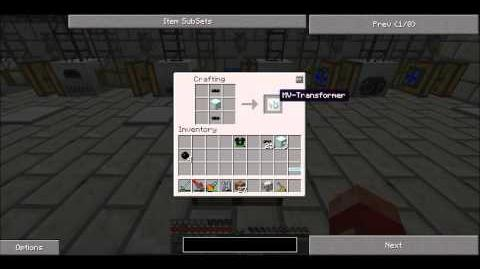 Minecraft Technic Part 16 MFSU and the Mass Fabricator!