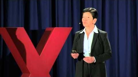 Power and Destiny - Mary Yu - TEDxWashingtonCorrectionsCenterforWomen