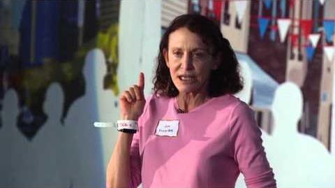 The Transformational Power of Art - Jane Golden - TEDxGraterfordStatePrison