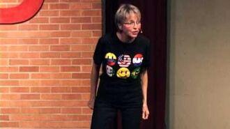 Why laugh? - Meg Scott - TEDxMarionCorrectional 2013
