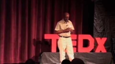 From Monster to Man - Jahni Harris - TEDxMarionCorrectional