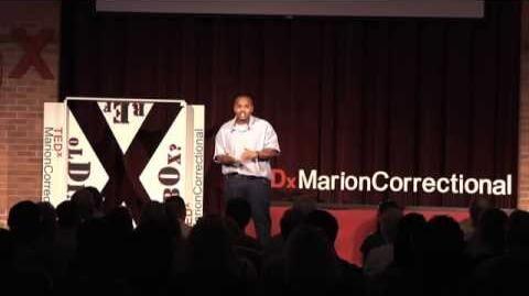 "Insane - William ""Chill"" Morgan - TEDxMarionCorrectional"