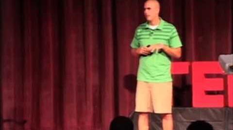 Who da Thunk It - Jason Bunting - TEDxMarionCorrectional