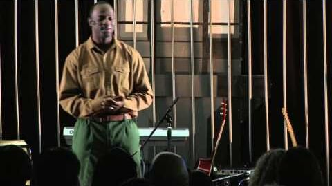 The Power of a Parent's Voice - Lawrence Bartley - TEDxSingSing