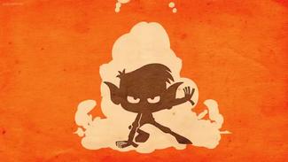 Beast Boy becomes a ninja