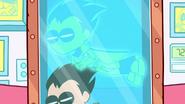 Robin's ghost