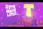 Waffle transition