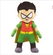 Robin plushie new