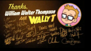 William Walter Thompson Wally T. TTG
