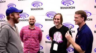 Teen Titans Go! WonderCon Interview - The Producers