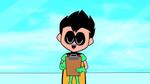 Robin and clipboard