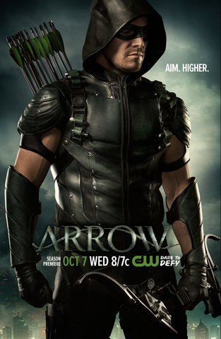 File:Arrow season 4 poster - Aim Higher .png