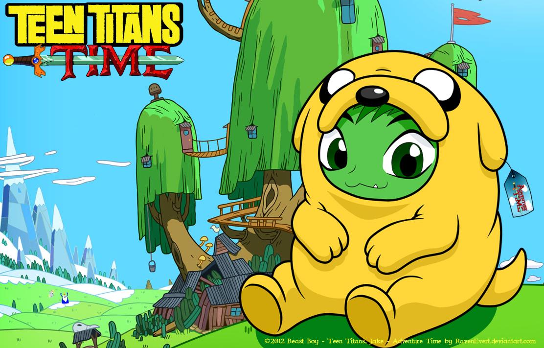 image beast boy teen titans time by ravenevert d5gs280 jpg