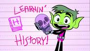 Learninhistory