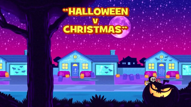 Halloween v Christmas | Teen Titans Go! Wiki | FANDOM powered by Wikia