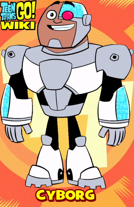 Original Teen Titans Cyborg