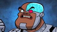 Cyborg hsnsome