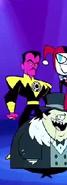 Sinestro TTG The Titans Show