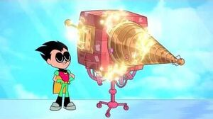 Teen Titans Go! - Body Adventure