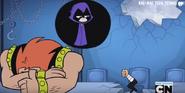 Raven smashes Dr.Light I'm the Sauce